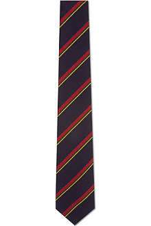 RALPH LAUREN Madison silk tie