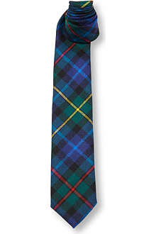 RALPH LAUREN Madison checked tie