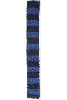 RALPH LAUREN Unicetto knitted-silk tie