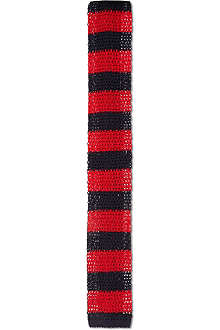 RALPH LAUREN Unicetto knitted silk tie