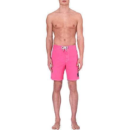 RALPH LAUREN Sanibel swim shorts (Andover pink/ne