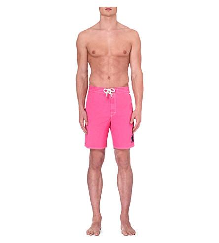 RALPH LAUREN Sanibel swim shorts (Andover pink/ne