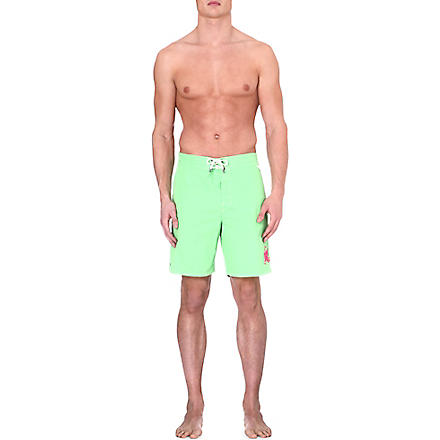 RALPH LAUREN Sanibel swim shorts (Force+green/and
