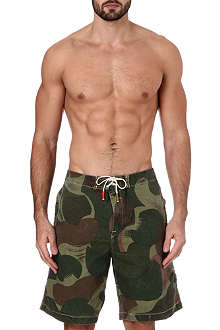RALPH LAUREN Safari swim shorts