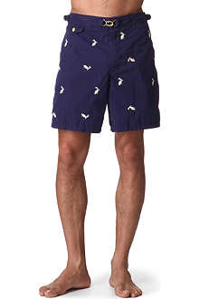 RALPH LAUREN Pelican swim shorts
