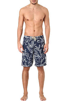 RALPH LAUREN Shelter Island long swim trunks