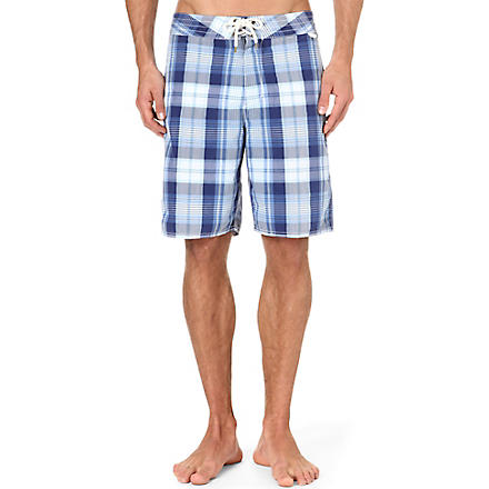 RALPH LAUREN Dering Harbour swim shorts (Cr-52 indigo wh