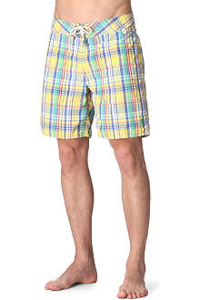 RALPH LAUREN Palm Island swim shorts