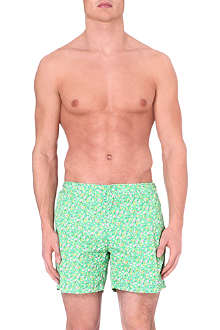 RALPH LAUREN Brent printed swim shorts