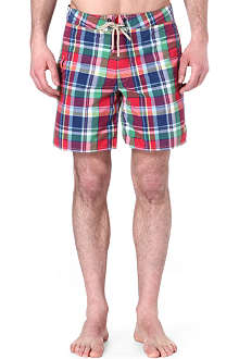 RALPH LAUREN Marlin swim shorts