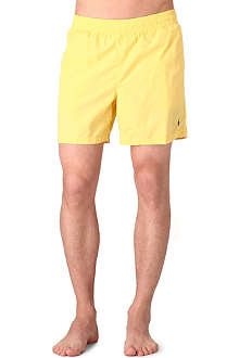 RALPH LAUREN Logo swim shorts