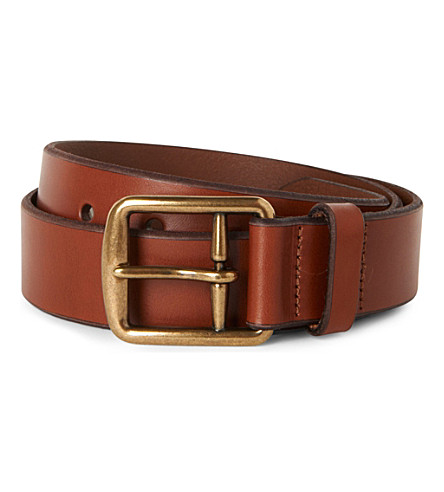 RALPH LAUREN Harness saddle belt (Saddle