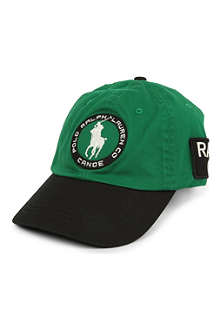 RALPH LAUREN Classic sports baseball cap