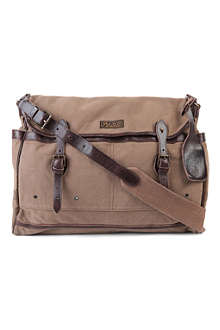 RALPH LAUREN Montana messenger bag