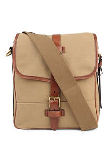 RALPH LAUREN Northsouth messenger bag