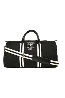 RALPH LAUREN Small cricket holdall bag