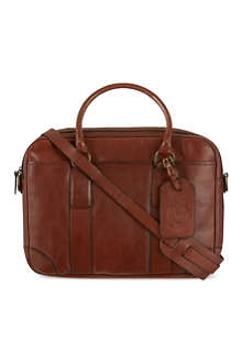 RALPH LAUREN Soft briefcase