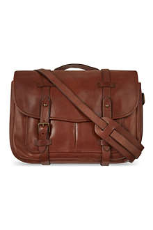 RALPH LAUREN Small messenger bag
