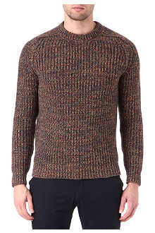 RICHARD JAMES Chunky knit cashmere jumper