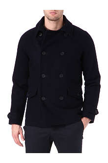 RICHARD JAMES Wool pea coat