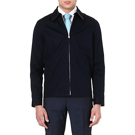 RICHARD JAMES Blouson jacket (Navy