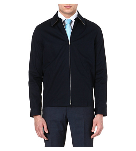 RICHARD JAMES Blouson jacket (Navy