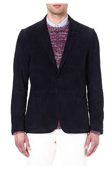 RICHARD JAMES Suede blazer