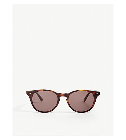 RICHARD JAMES Monty round-frame sunglasses (Brown