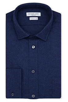 RICHARD JAMES Button-down collar shirt