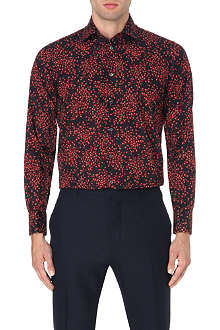RICHARD JAMES Check-print cotton shirt