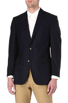 RICHARD JAMES Hopsack-wool blazer