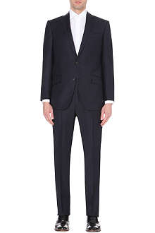 RICHARD JAMES Wool-twill suit