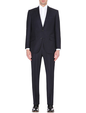 RICHARD JAMES Wool-twill suit