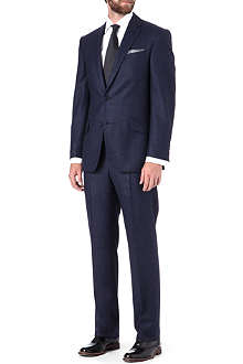 RICHARD JAMES Glen check wool suit