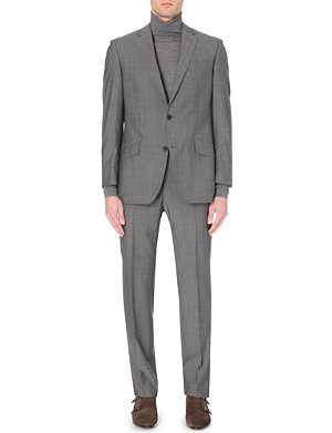 RICHARD JAMES Single-breasted wool suit