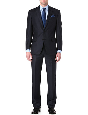 RICHARD JAMES Sharkskin Hyde suit