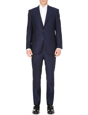 RICHARD JAMES Mill wool suit