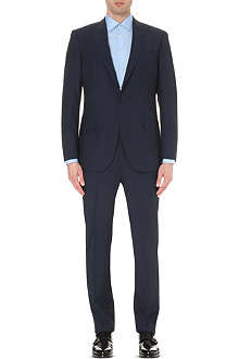 RICHARD JAMES Birdseye wool suit