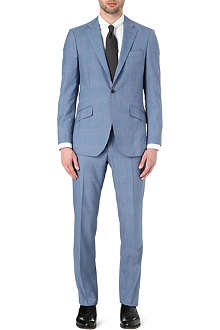 RICHARD JAMES Two-piece wool suit