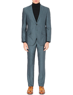 RICHARD JAMES Wool suit
