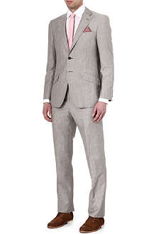 RICHARD JAMES Wool-blend suit