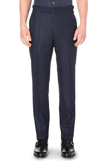 RICHARD JAMES Fine-twill trousers