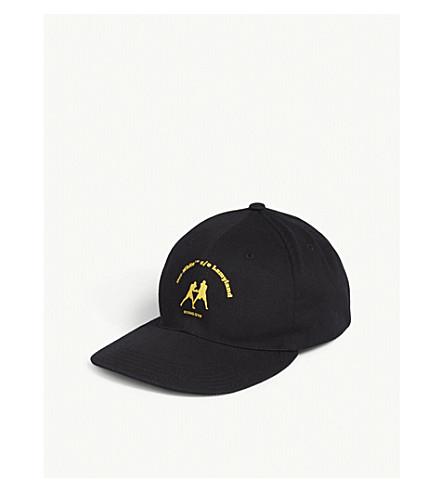 OFF-WHITE C/O VIRGIL ABLOH Lamyland baseball cap (Black