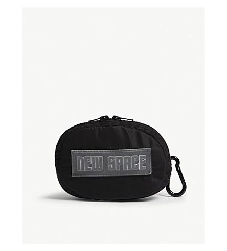 OFF-WHITE C/O VIRGIL ABLOH Space Visor bag (Black