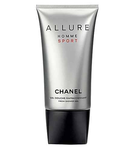 CHANEL <Strong>ALLURE HOMME SPORT </strong>Refreshing Shower Gel