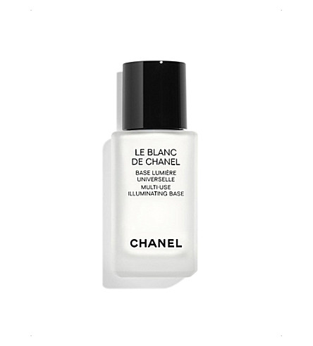 CHANEL <strong>LE BLANC DE CHANEL</strong> Multi-Use illuminating Base (Blanc