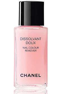 CHANEL DISSOLVANT DOUX Nail Colour Remover