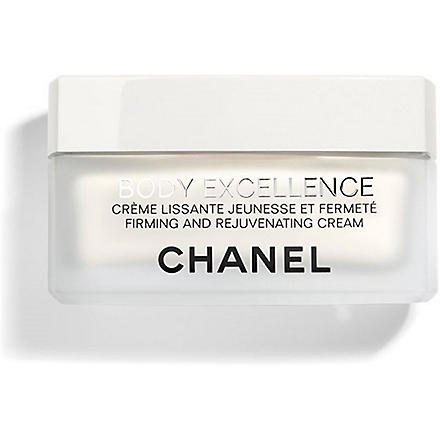 CHANEL BODY EXCELLENCE Firming and Rejuvenating Cream