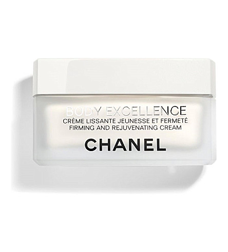 CHANEL <strong>BODY EXCELLENCE</strong> Firming and Rejuvenating Cream