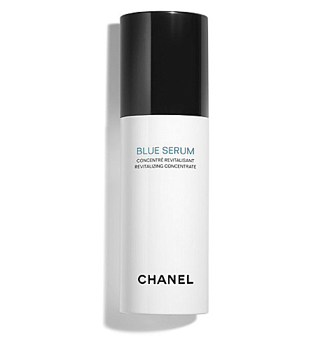 CHANEL <strong>BLUE SERUM</strong>Longevity Ingredients From The World's Blue Zones